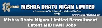 midhani-mishra-dhatu-nigam-limited-jobs