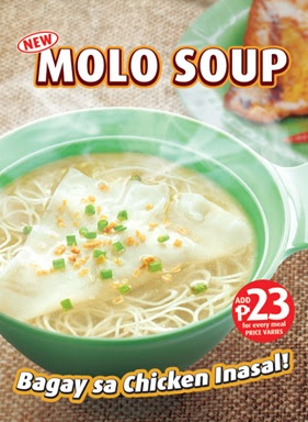 Mang Inasal ushers in Christmas season with new Molo Soup