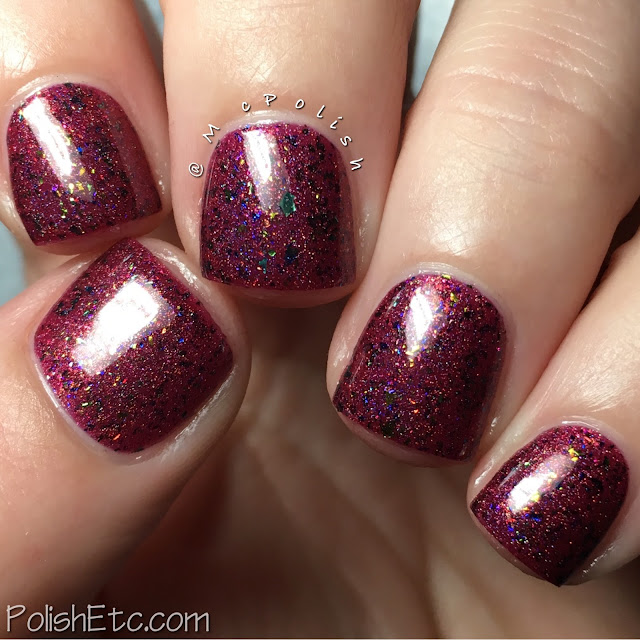 Ellagee - Cozy Winter Nights Collection - McPolish - Cozy Warm