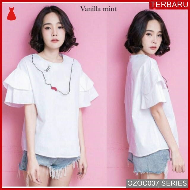 ZOC037K32 KEM OZARA MS BAJU ATASAN FASHION KOREA