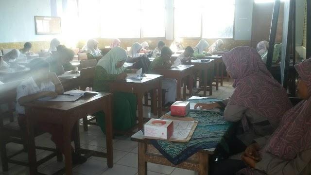 KSM (Kompetensi Sains Madrasah) se-Kecamatan