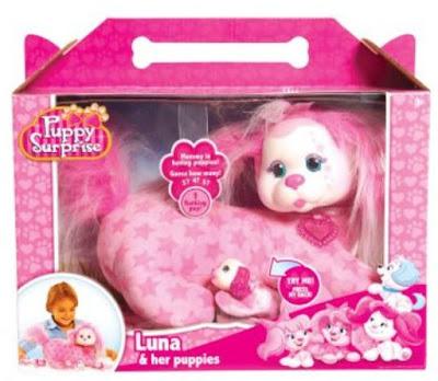 Luna Puppy Surprise