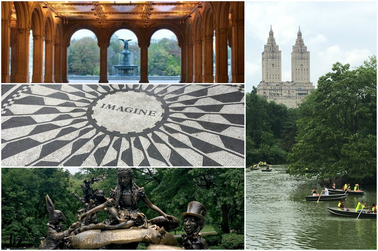 what to see in new york central park