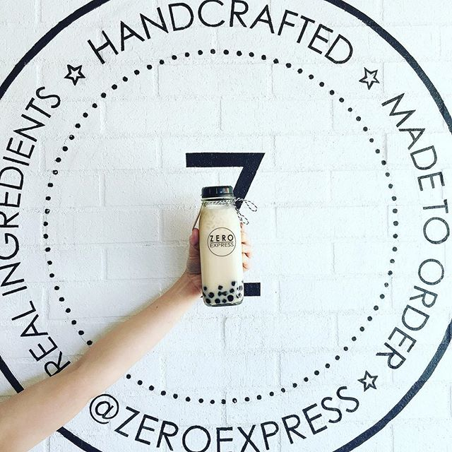 NEW ZERO EXPRESS OPENS IN FULLERTON WITH FREE DRINK PROMO APRIL 15-16