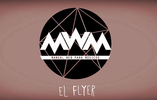 El Flyer es una herramienta promocional que utilizan las bandas para el lanzamiento de su disco, anunciar conciertos y más.