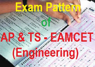 EAMCET Exam Pattern
