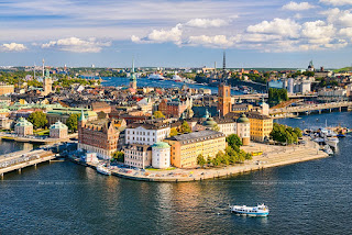 sweden panorama