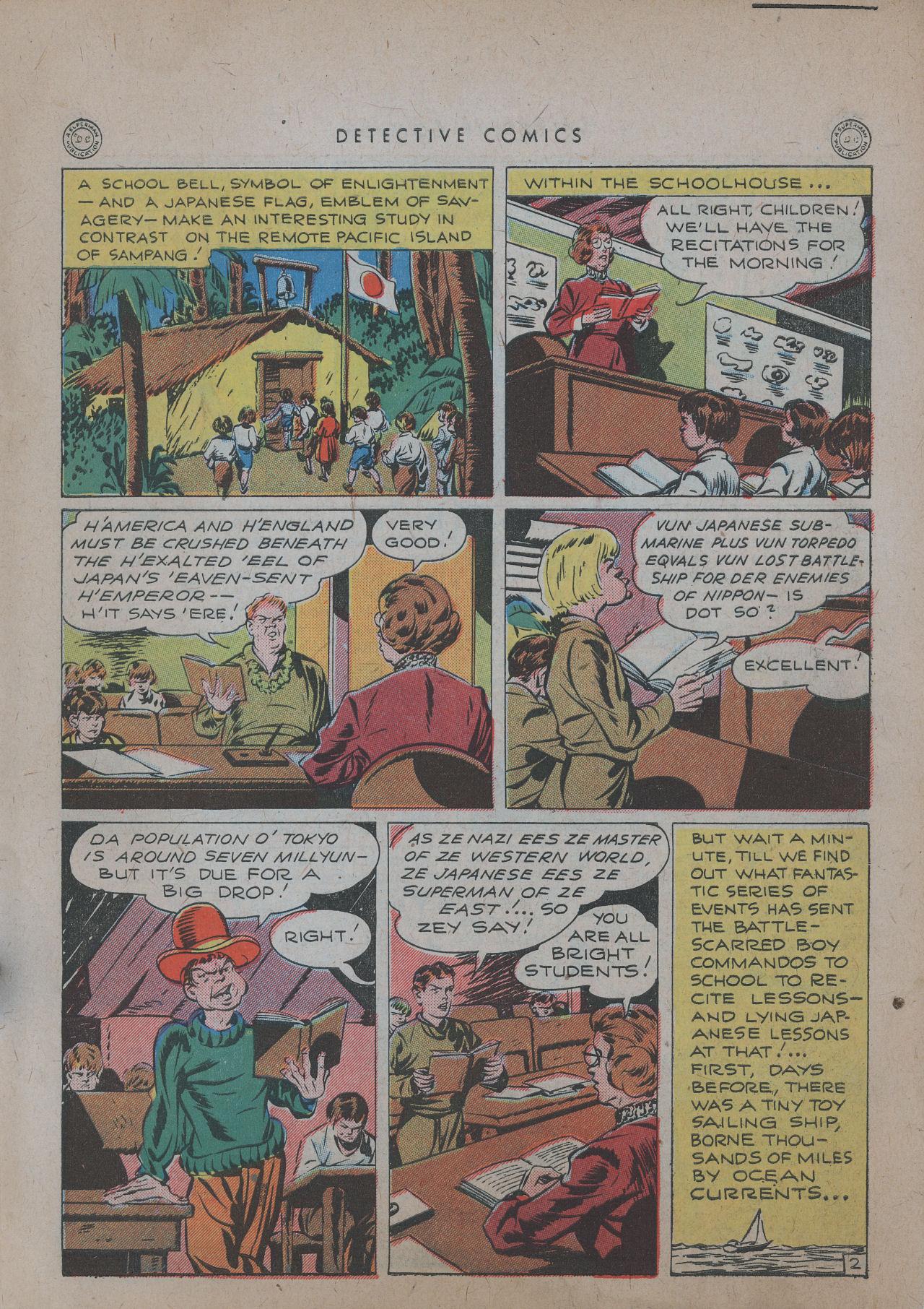Read online Detective Comics (1937) comic -  Issue #101 - 41