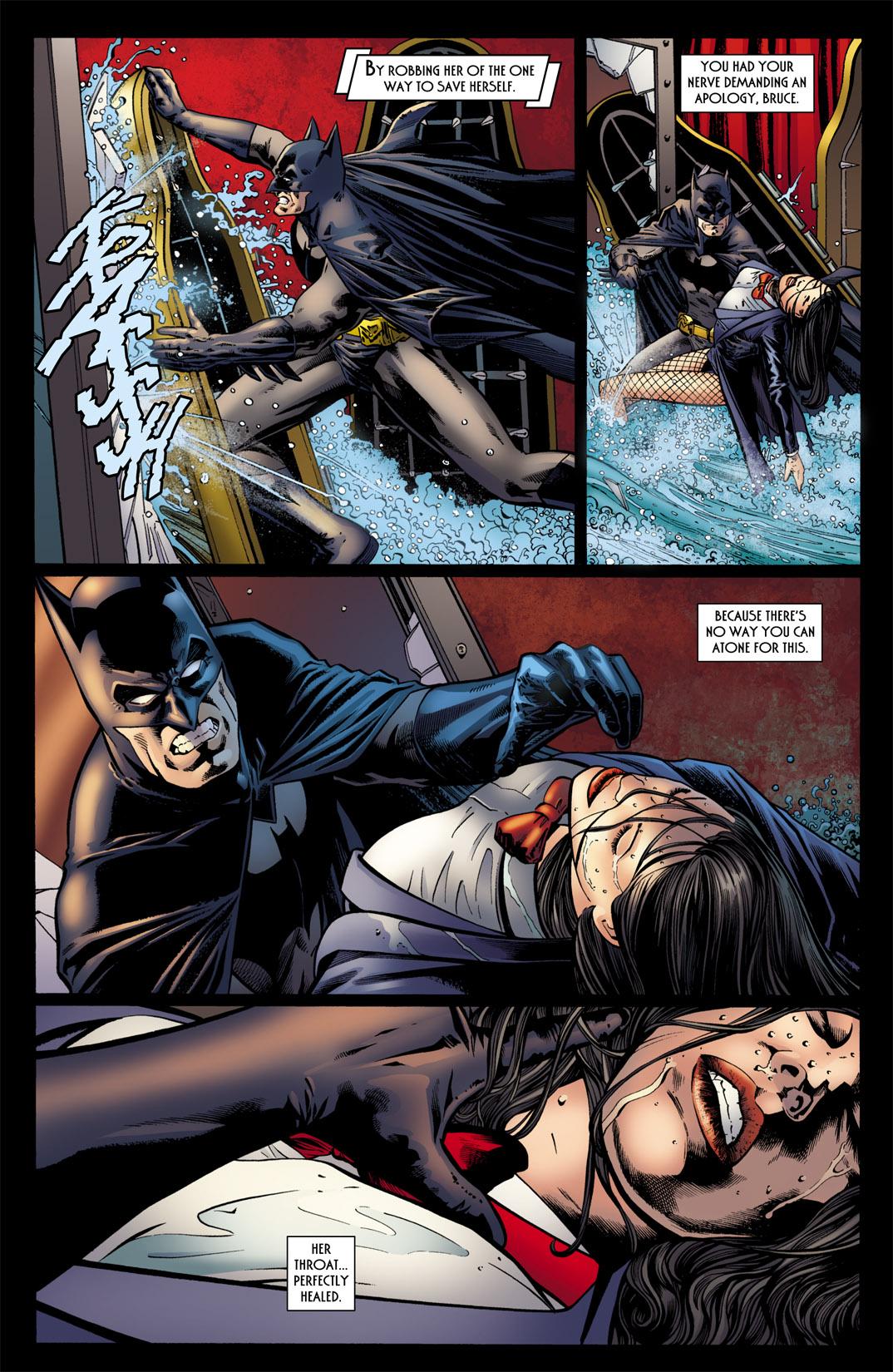 Detective Comics (1937) 834 Page 6