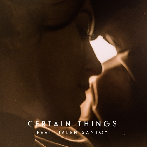 "Lyves Drops New Single ""Certain Things"""
