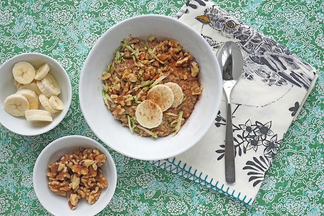 menu sarapan sehat oatmeal (via http://oatandsesame.com)