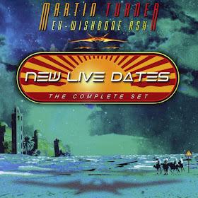 Martin Turner's New Live Dates