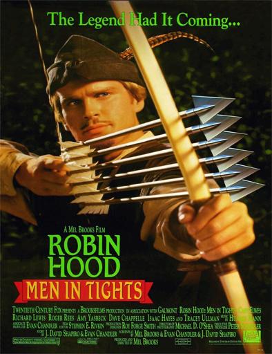 Ver Las locas, locas aventuras de Robin Hood (1993) Online