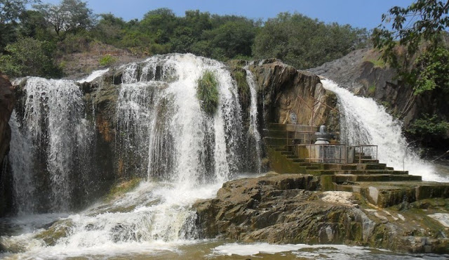 Kaigal Waterfalls