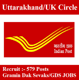 Uttarakhand Postal Circle, UK Postal Circle, freejobalert, Sarkari Naukri, UK POstal Circle Admit Card, Admit Card, uk postal circle logo