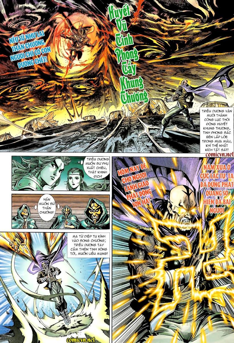 Đại Đường Uy Long chapter 93 trang 26
