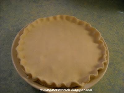 Margaret's Morsels | Chicken Pot Pie