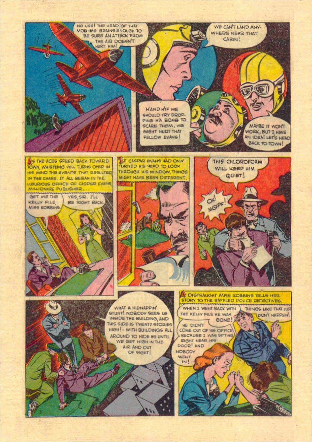 Read online Action Comics (1938) comic -  Issue #46 - 33