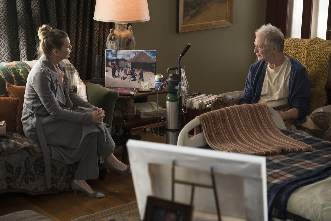 Greys Anatomy - Season 15 Episode 11: The Winner Takes It All