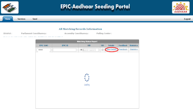 Welcome to EPIC Seeding Portal