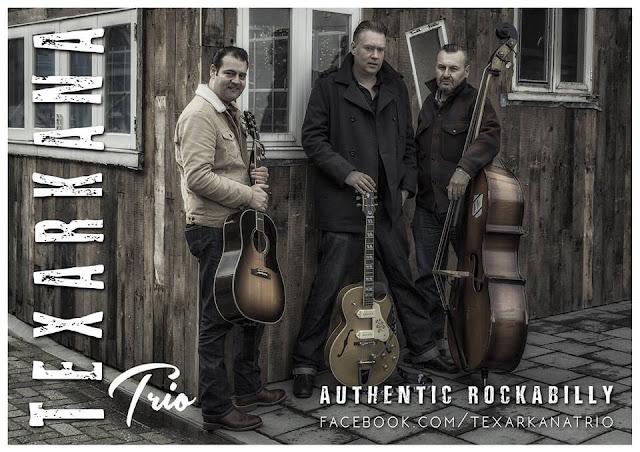 Texarkana Trio is a Rockabilly music act from the Netherlands and Belgium Texarkana, Texas Arkansa