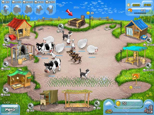 Free Download Links: Farm Frenzy Collection [7 Games]