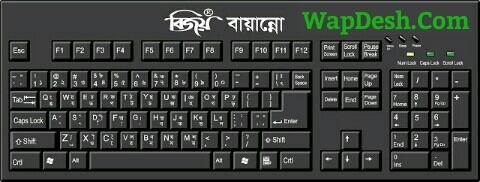 Bijoy Bayanno Keyboard