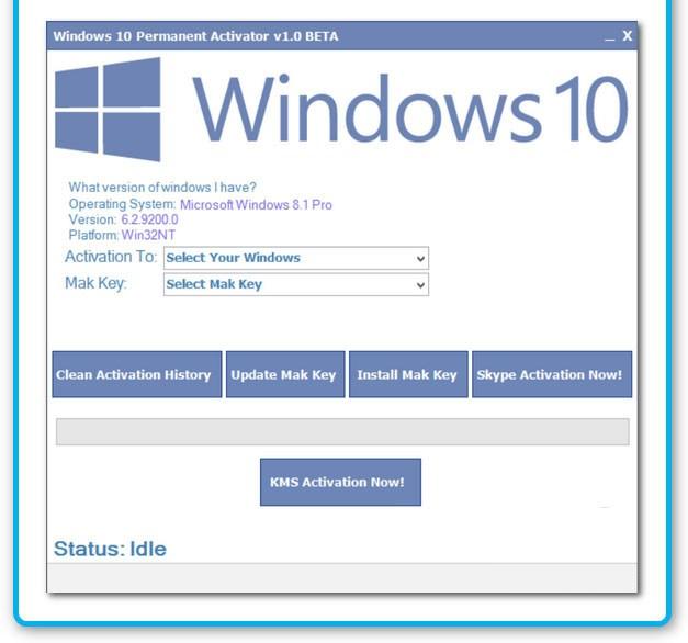 windows 10 permanent activator ultimate v2.2