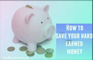 How to save your hard earned money
