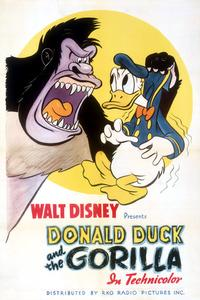 Watch Donald Duck and the Gorilla Online Free in HD