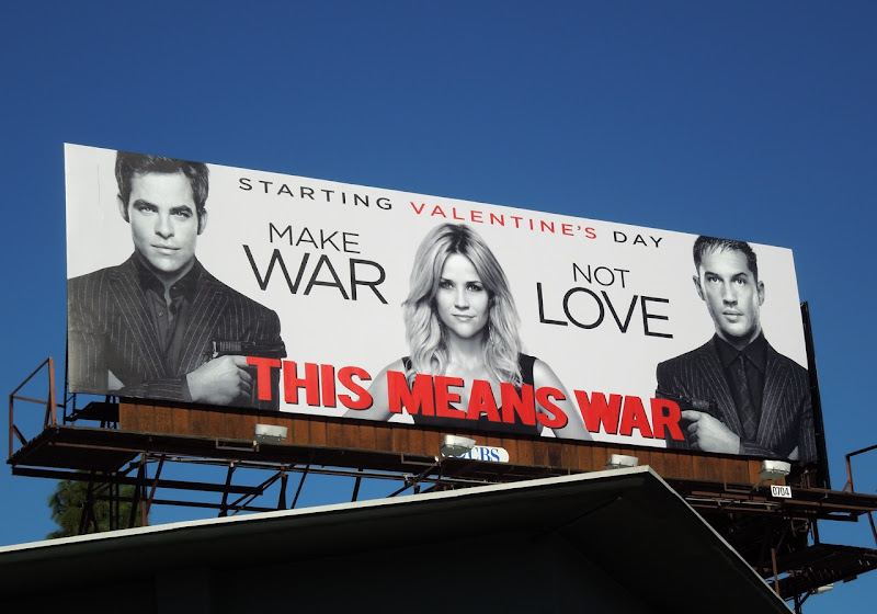 This Means War billboard