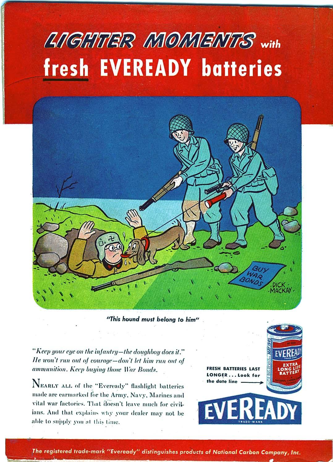 Read online All-American Comics (1939) comic -  Issue #62 - 52