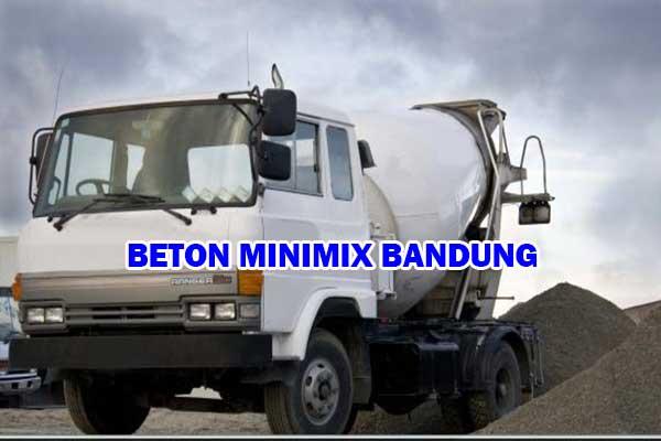HARGA BETON MINIMIX BANDUNG PER M3 2019