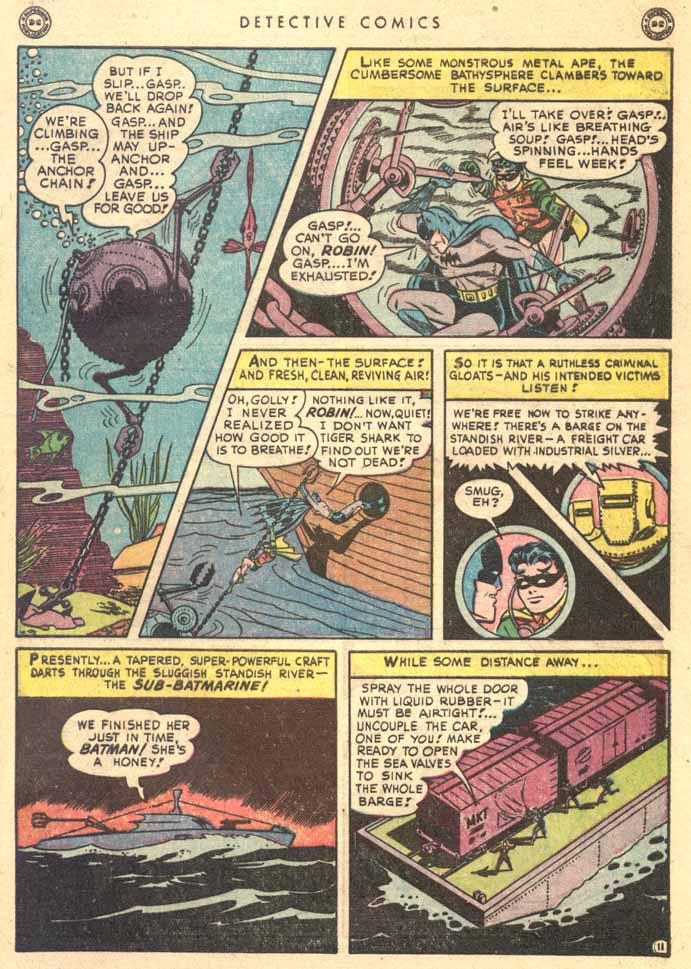 Read online Detective Comics (1937) comic -  Issue #147 - 13
