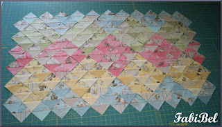 Patchwork - Drawing the pattern