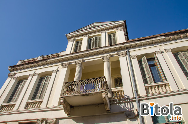Architecture - Shirok Sokak Street - Bitola
