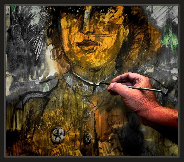 MUJER-SOLDADO-ART-PAINTING-ARTWORK-WW2-SOLDIER-WOMAN-RUSIA-RUSSIA-MUJERES-SOLDADOS-SEGUNDA GUERRA MUNDIAL-FOTOS-PINTANDO-ARTISTA-PINTOR-ERNEST DESCALS