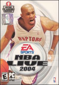 NBA Live 2004 PC Full Descargar 1 Link