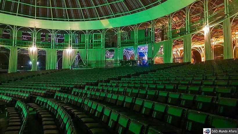 Ópera de Arame - O que fazer em Curitiba, Paraná