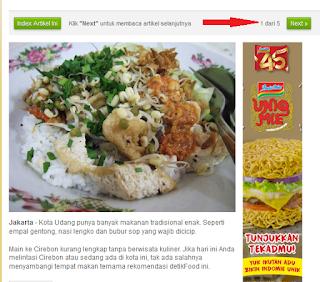 Artikel Pendek Sanggup Turunkan Bounce Rate Blog, Pengunjung Berlama-lama