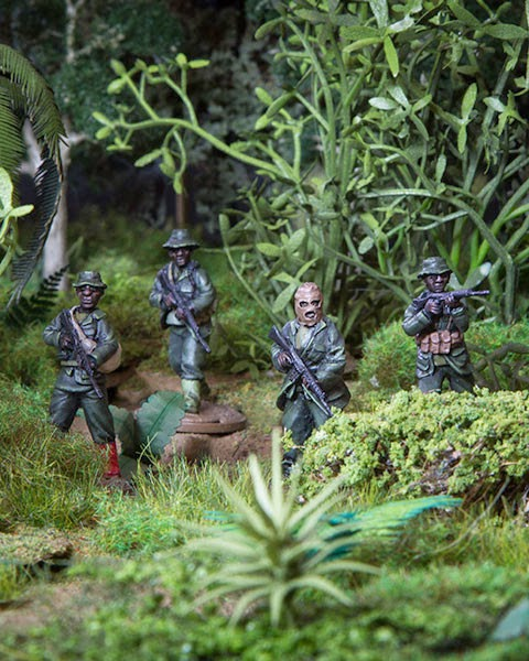 Wargame News and Terrain: Spectre Miniatures: Free Spectre