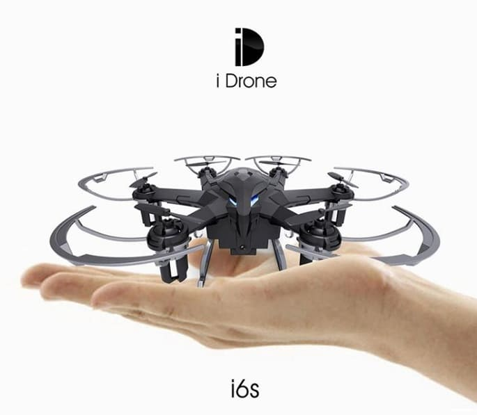 iDrone i6s Hexacopter Drone