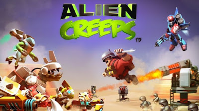 Download Game Alien Creeps TD Apk v2.5.1 Mod (Unlimited Money)