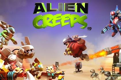 Download Game Alien Creeps TD Apk v2.5.1 Mod (Unlimited Money)
