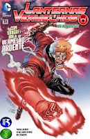 Os Novos 52! Lanternas Vermelhos #38