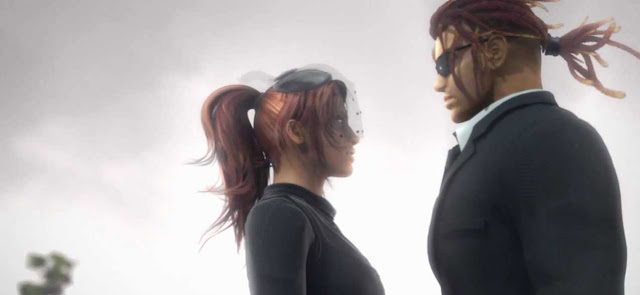 Christie and Eddy in Tekken 6