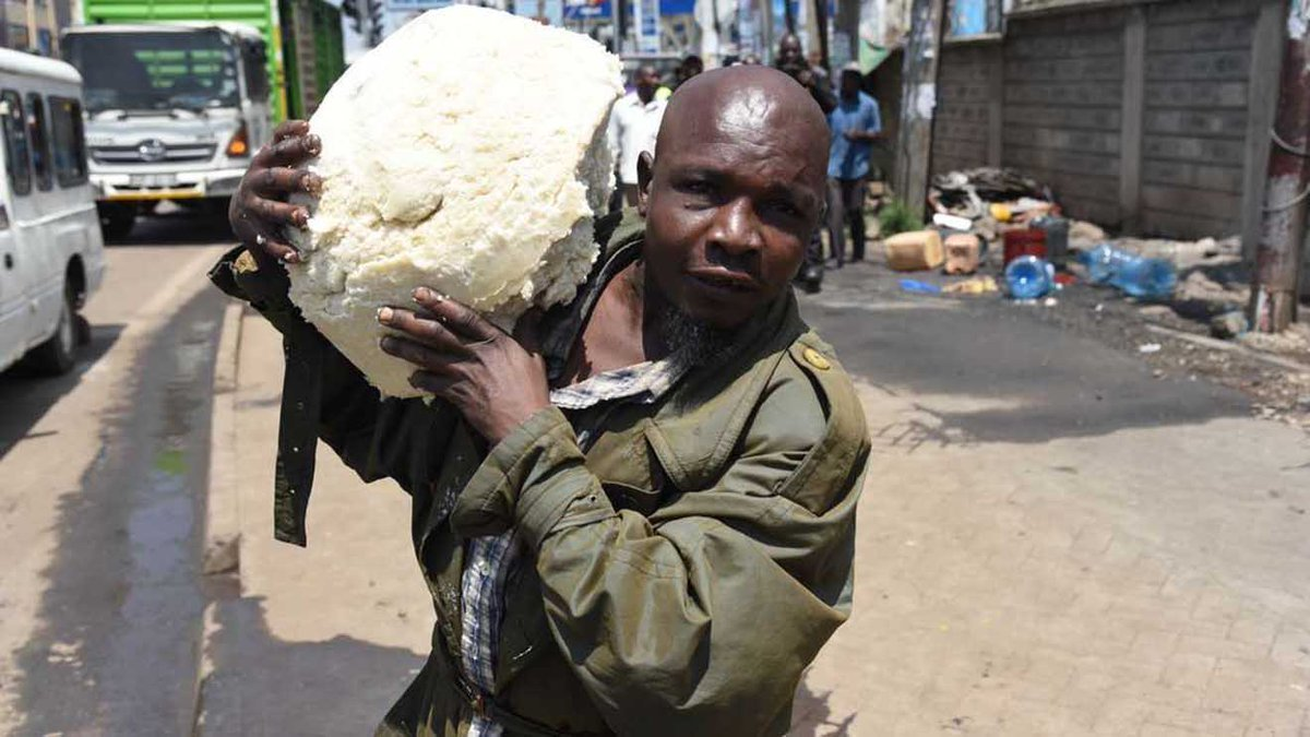 The ugali and posho mill is set for a major shakeup after a device that can grind maize into flour is slowly catching up in the Kenyan market. The device, which uses electricity grinds the dry maize in a very short time to make flour that can then be used in cooking ugali or porridge.  Maize crushing device, Ugaali crushing device, grinding device