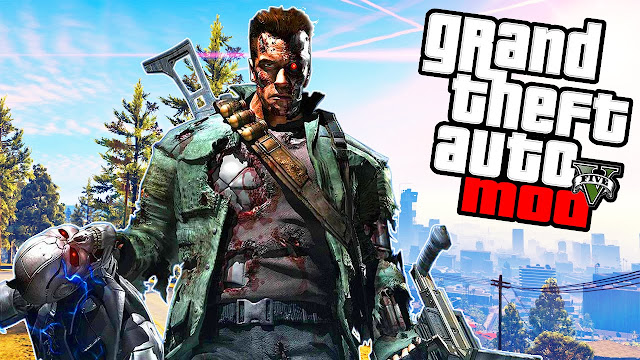 Download GTA 5 Modded For Android
