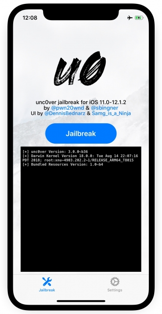 How to jailbreak iOS 12 - 12 1 2 Using UnC0ver Jailbreak