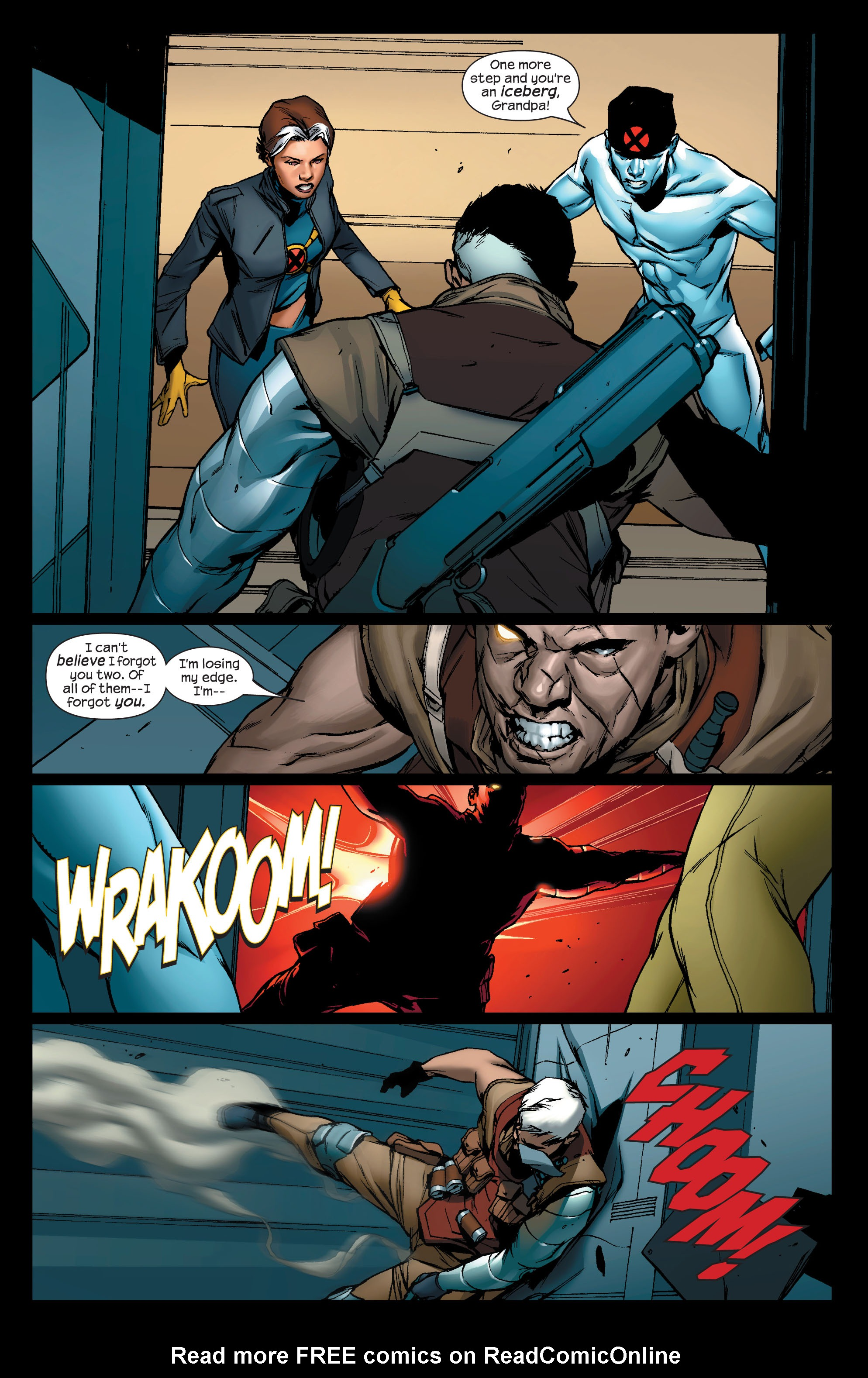 Read online Ultimate X-Men comic -  Issue #76 - 9